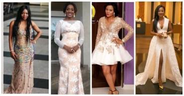 8 Wedding Reception Dresses We Fancy