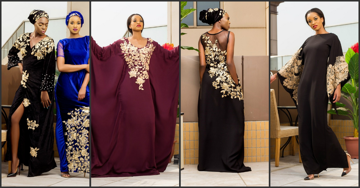 Northern Lagos Kaftan Collection From Nigerian Designer Bibisquintessence
