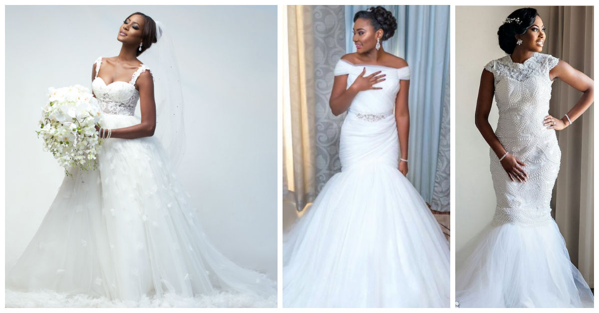 Wedding Dresses Made By Nigerian Designers
