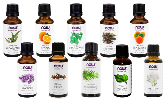 Essential Oils and Carrier Oils-amillionstyles