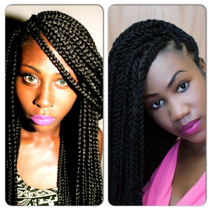 No Time For Braids? Install Your Braids Via Crochet