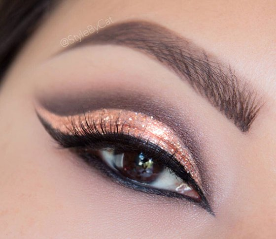 Make Up Tutorial: Getting Your Cut Crease Right