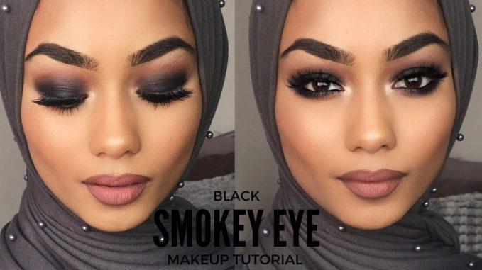 Get Your Popping Smokey Eye Look!