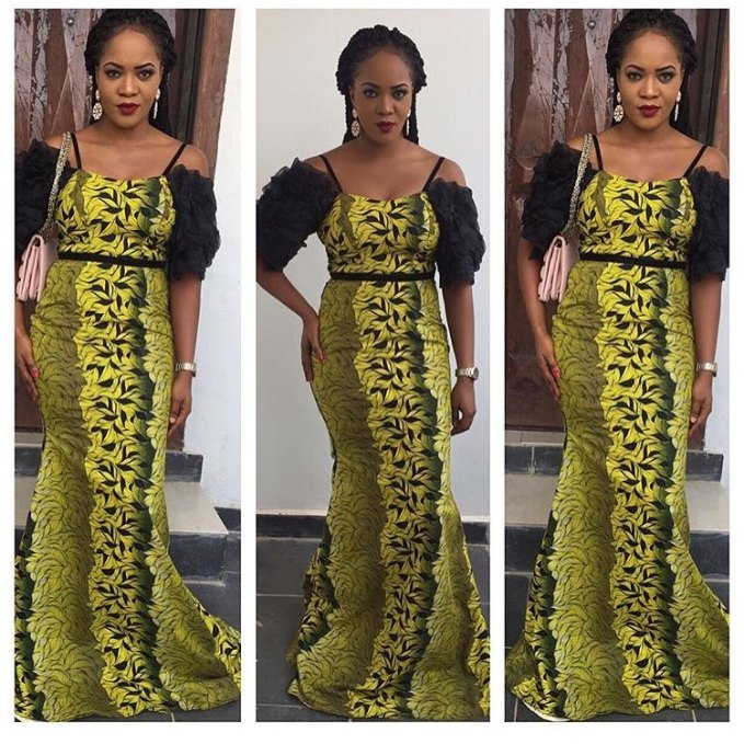 SENSATIONAL ANKARA STYLES THAT WOWED US OVER THE WEEKEND
