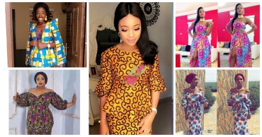 Last Weekend's Fabulous Ankara Styles That Wowed Us