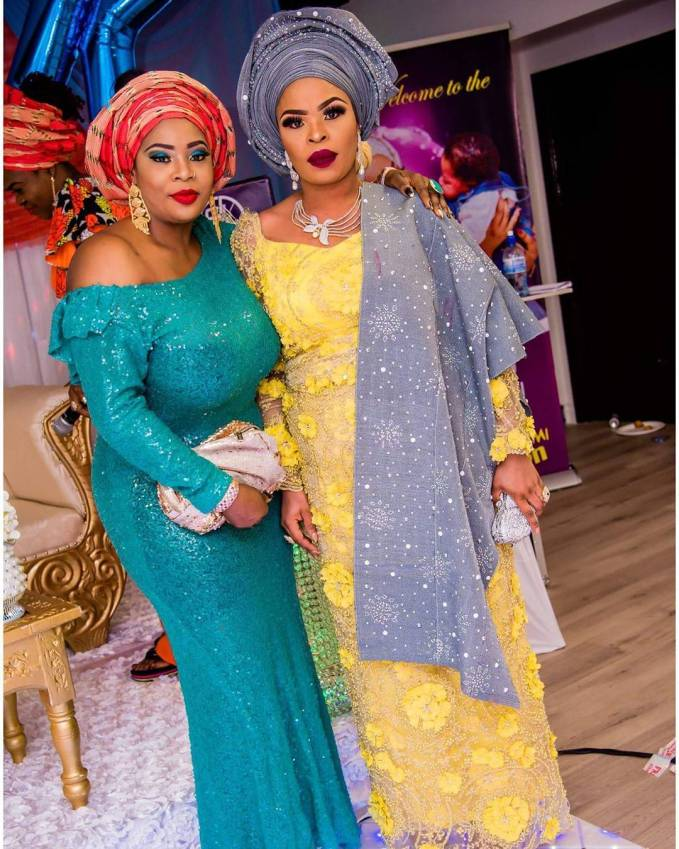 Aso Ebi Styles Perfect For This Owambe Weekend