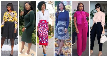 Stylish Corporate Attires For The New Business Week