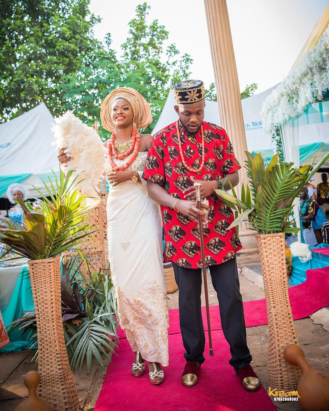 Traditional: Traditional Marriage Inspirations For The Fab Igbo Couples