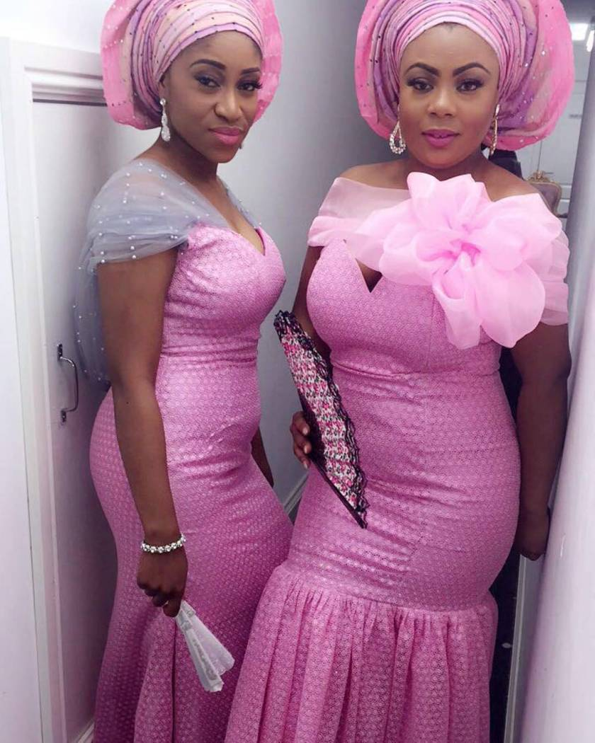Mid Week Glamour, Lit Aso Ebi Styles To Copy