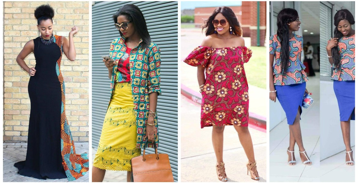 10 LATEST AND STUNNING ANKARA STYLES YOU WOULD WANT TO SEE.