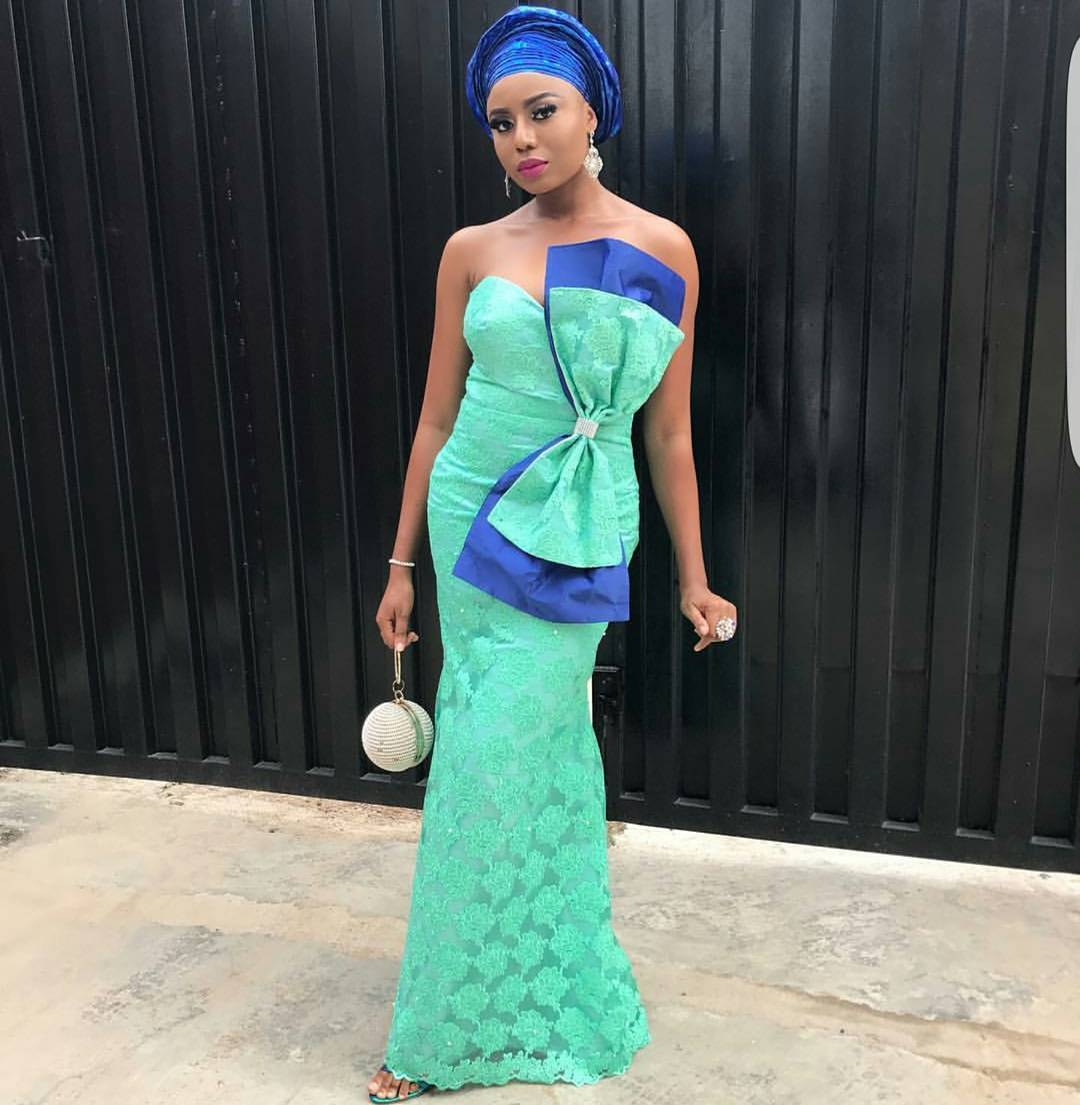 More Fashionable Asoebi Looks