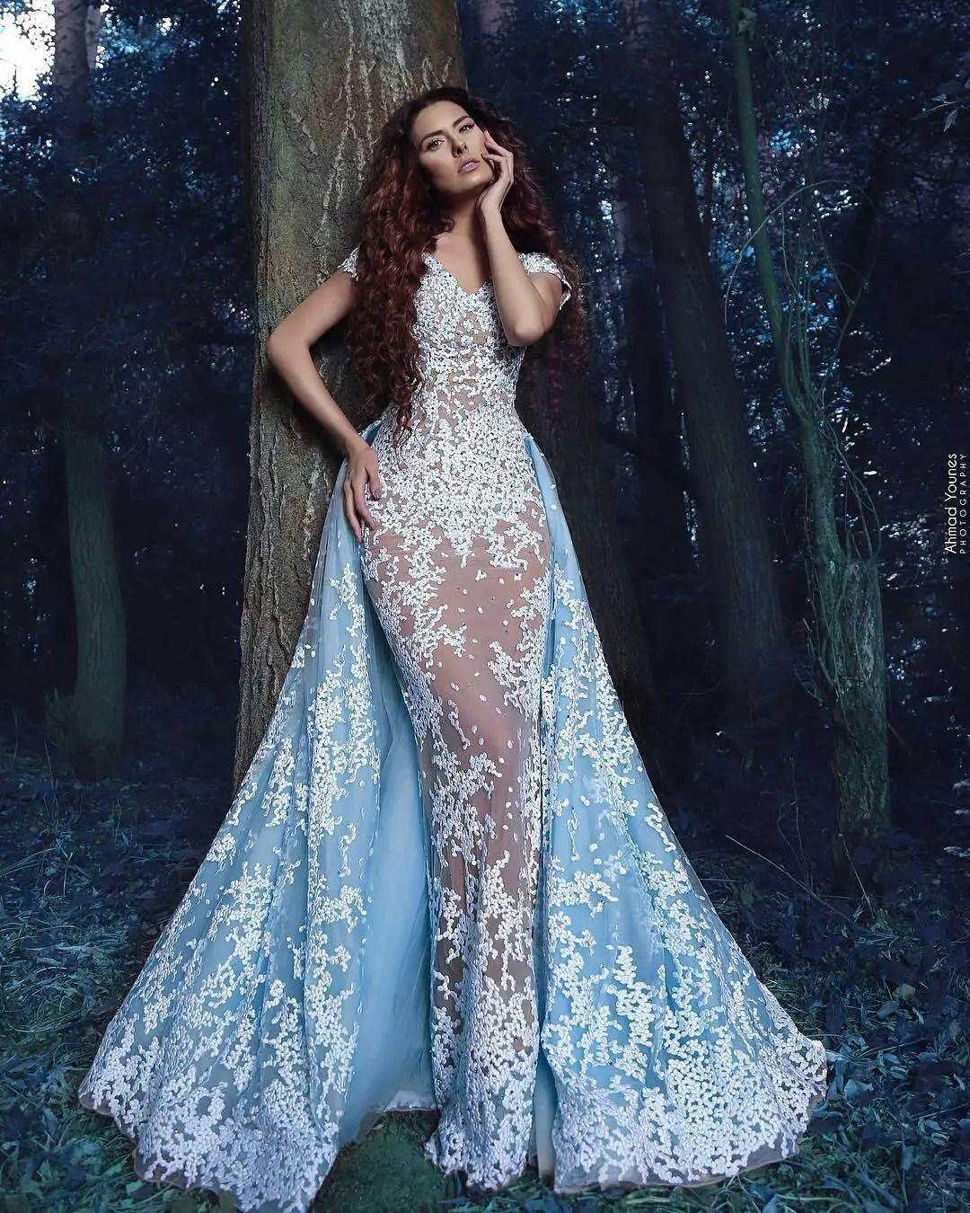 Sexy Wedding Reception Dresses | A Million Styles Africa