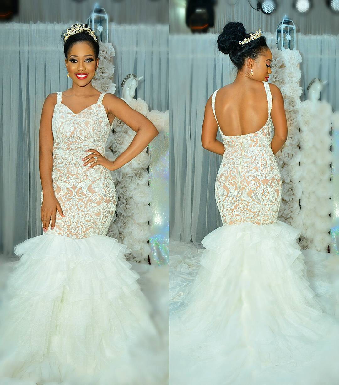 Sexy Wedding Reception Dresses | A Million Styles Africa