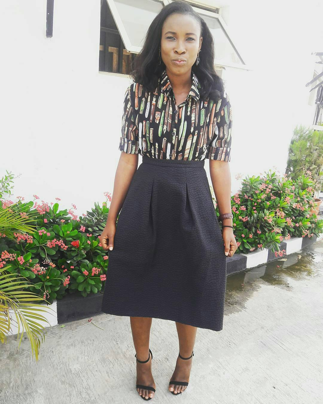 Skirt Outfits That Are Work Approved