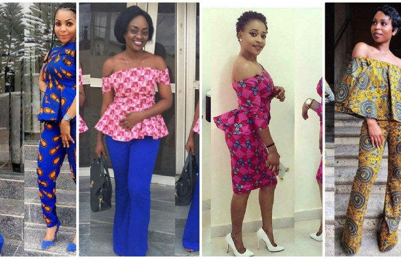Beautifully Slayed Ankara Prints From Our Fashion Loving Queens