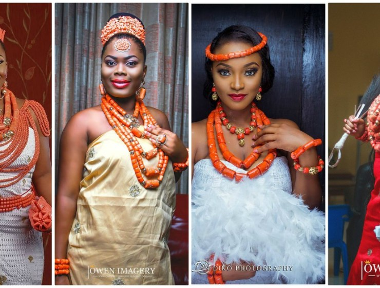 check out how these Fabulous Igbo Bride's Accessories.