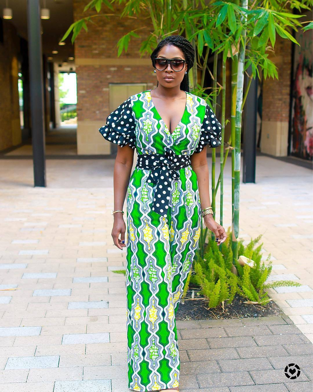 Keeping The Ankara Styles Simple And Sweet | A Million Styles Africa