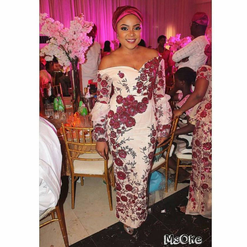 OMG!! Have You Seen These Asoebi Designs??