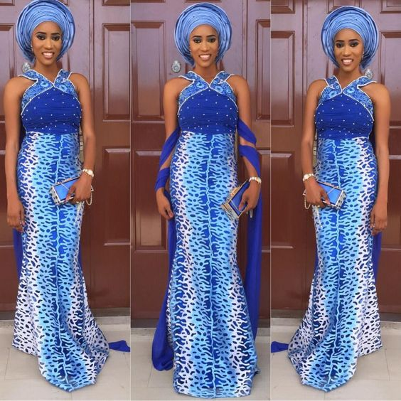 These Ladies Know How To Work These Asoebi Wears!!