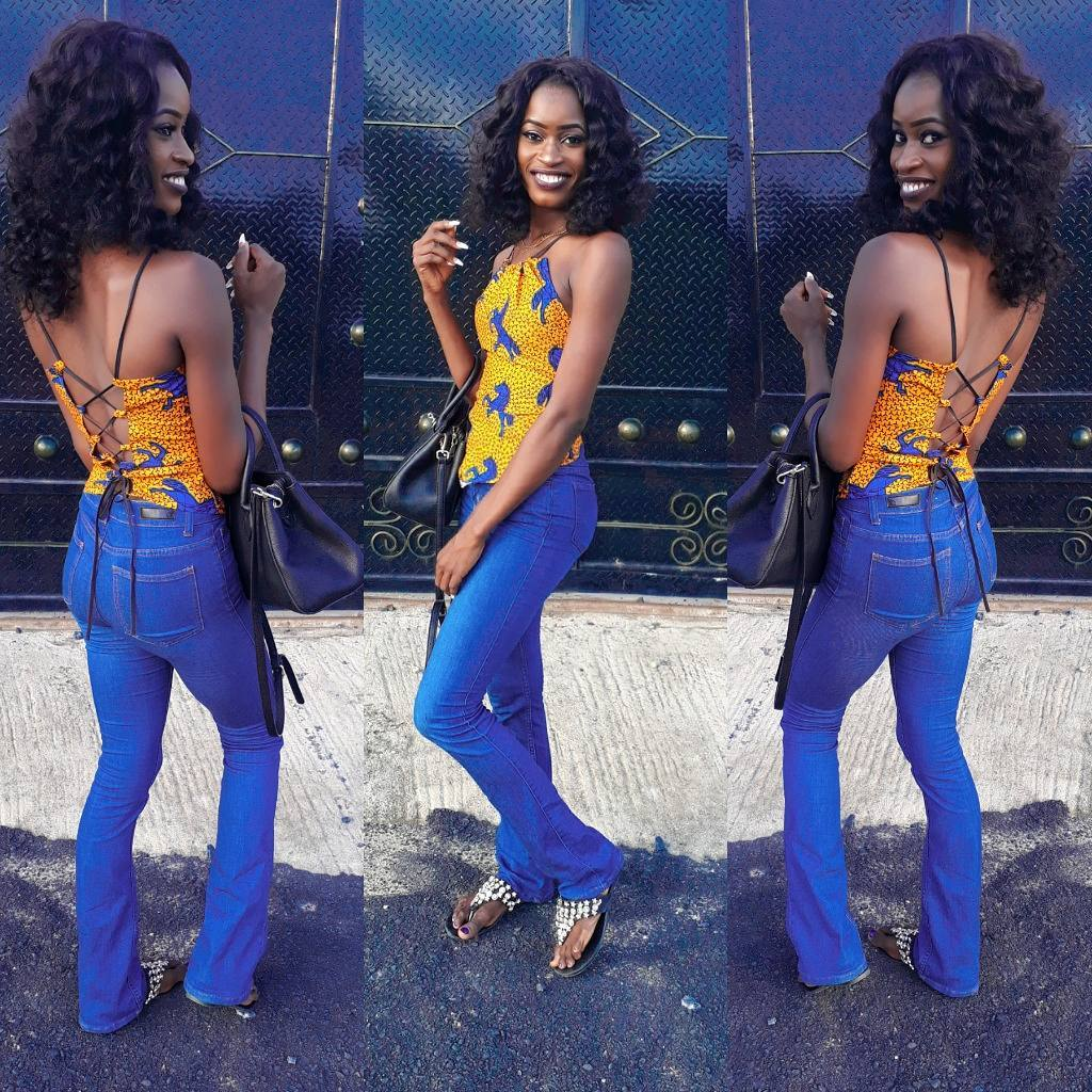 Are These Lovely Ankara Top Hot Or Not?