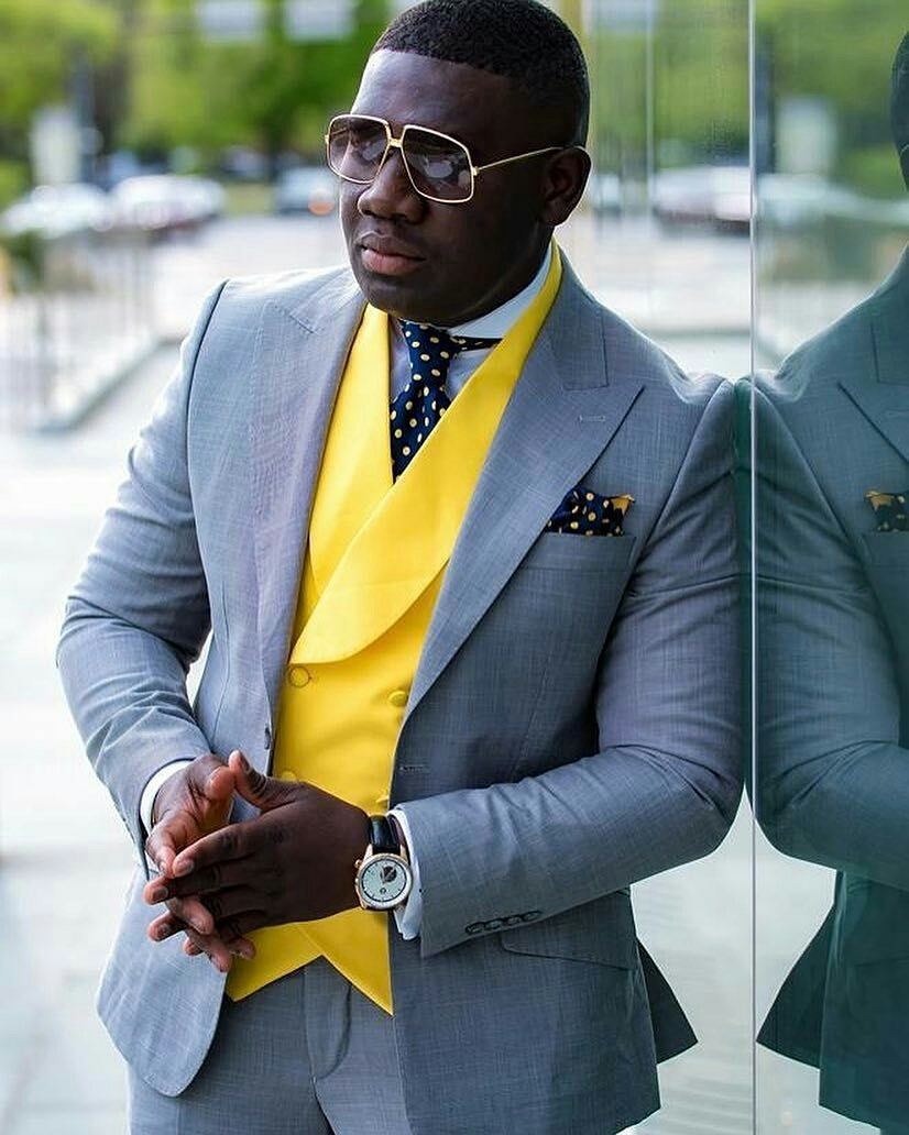 Churchspiration: Men Styles Church Fashion