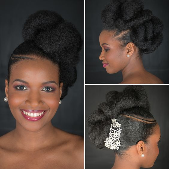 Spice Up Your Hair With These Natural Hairstyles