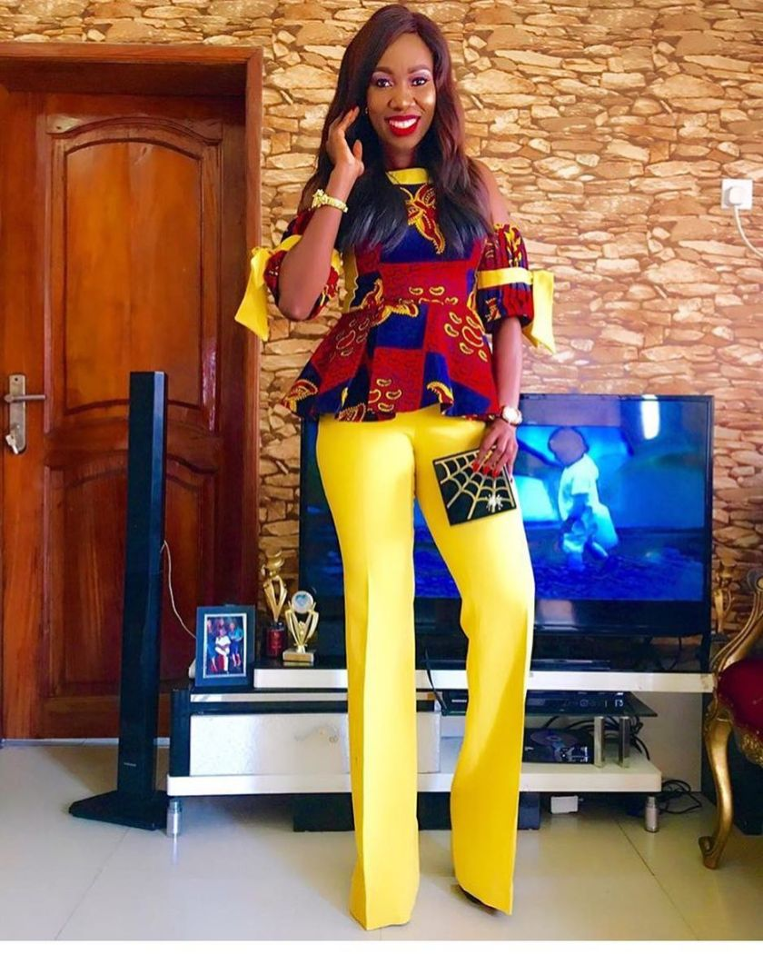 Simple Ankara Styles That Are Still Relevant