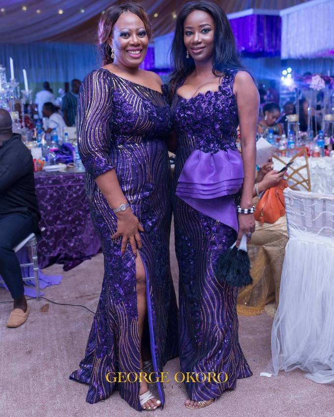 Latest Asoebi Style For Gbogbo Big Girls