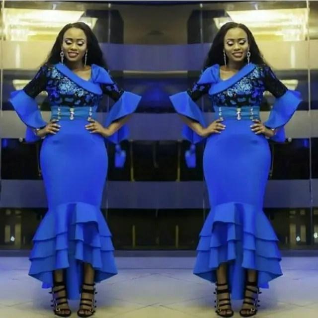 Latest Asoebi Style For Gbogbo Big Girls