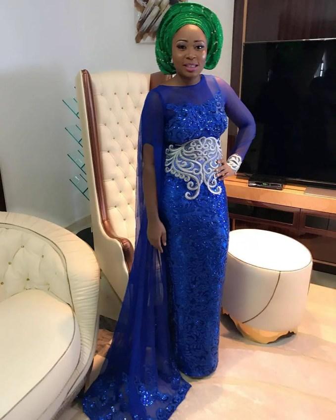 Saturday Owambe Asoebi Outfits