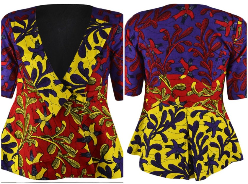 Ankara Jackets Perfect For Corporate Styling This Week