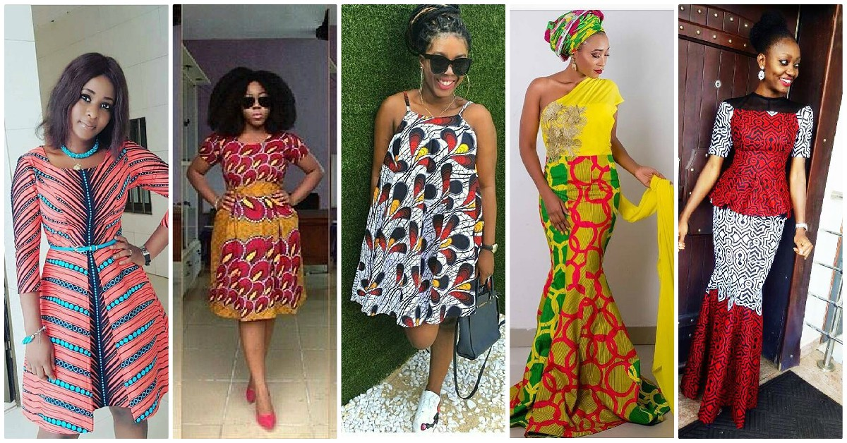 Fab, lit And Latest Ankara Styles To Begin Your Beautiful Week