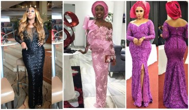 Fab And Sexy Aso Ebi Styles For The Fashion Lovers