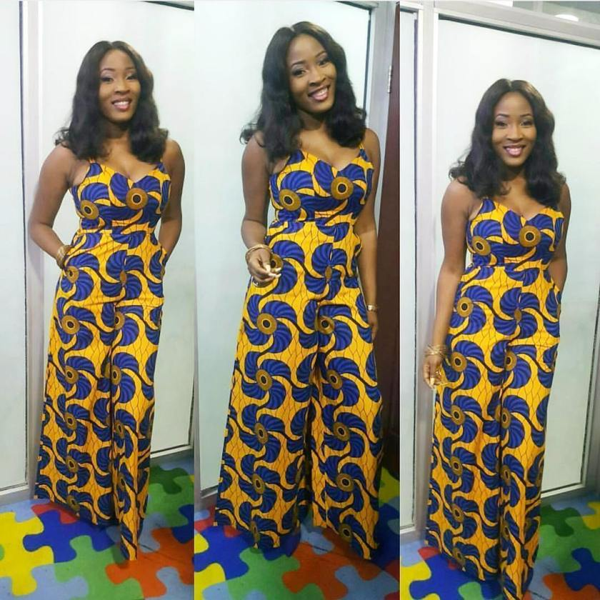 Eye Catching Ankara styles For The Fab Ladies