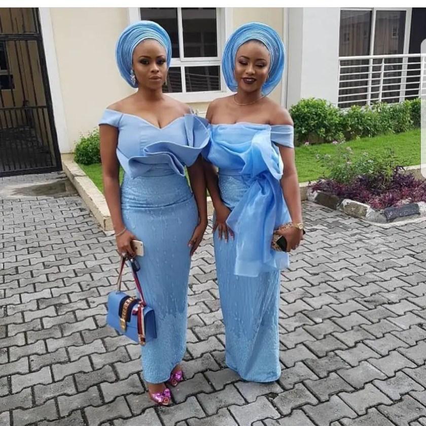 These Extraordinary Asoebi Styles Thrilled Us
