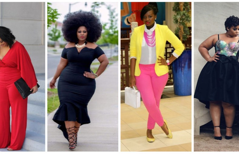 Fashion For The Big, Bold Beautiful Girls! Lookbook 3