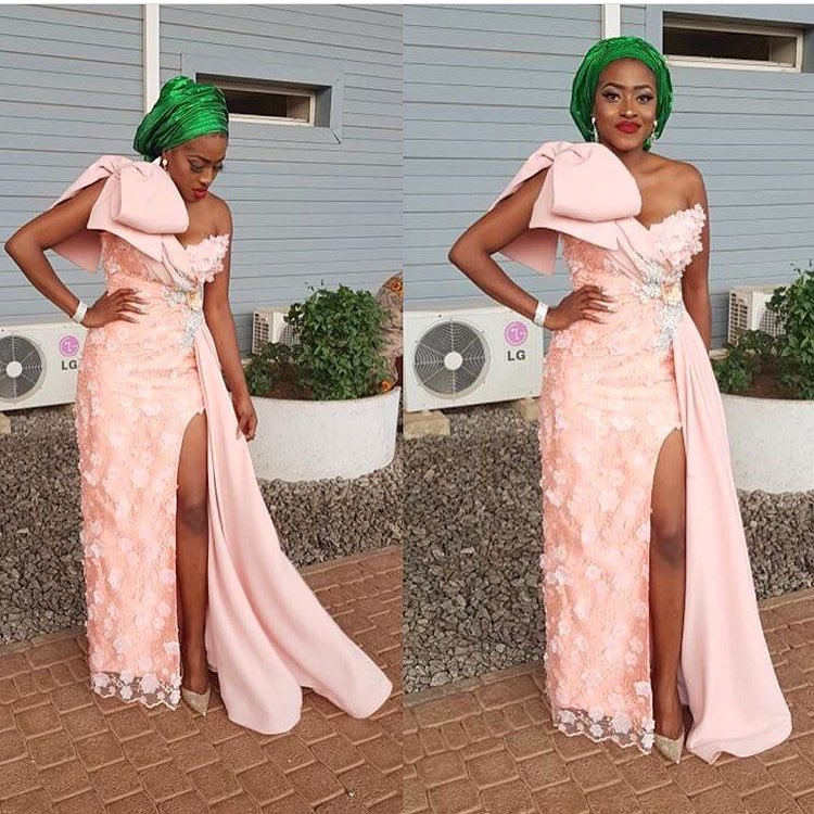 Get Your Dose Of Latest Asoebi Styles Here!