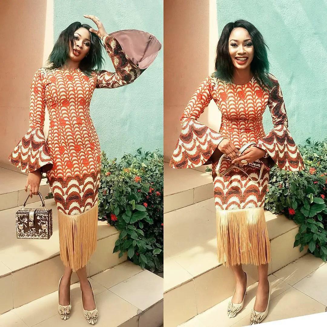 We Love These Latest Fringe Asoebi Styles