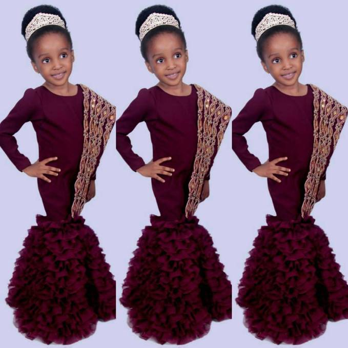 Aren't These Beautiful Little Girls Fashion Styles?