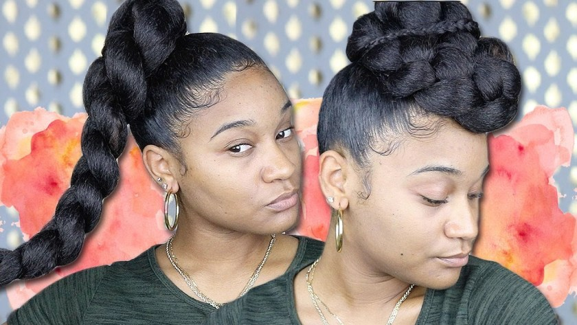 Hair Tutorial: Quick Hairstyle For Church