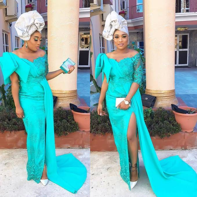 We Doff Our Caps For These Slaying Asoebi Outfits