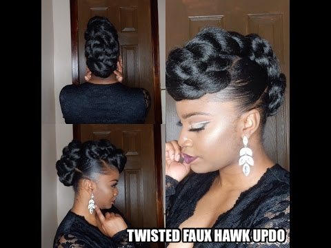 Tutorial: Here Is A Chic Hairstyle For Ladies