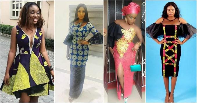 Whoooshh!! These Ankara Styles Bellas Are Hawt!!