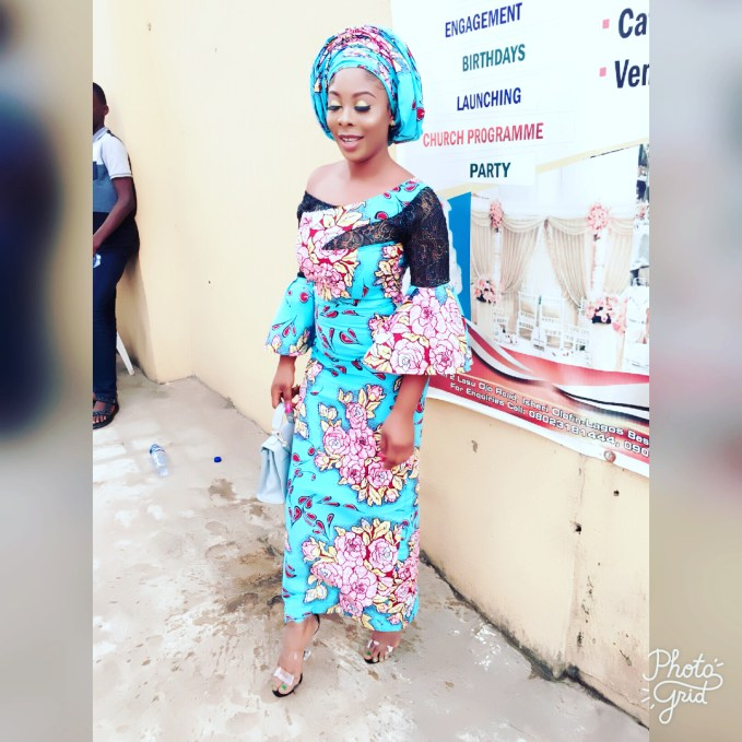 Thank God It's Friday Latest Asoebi Styles