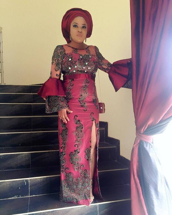You Need To See These Beautiful Latest Asoebi Styles!