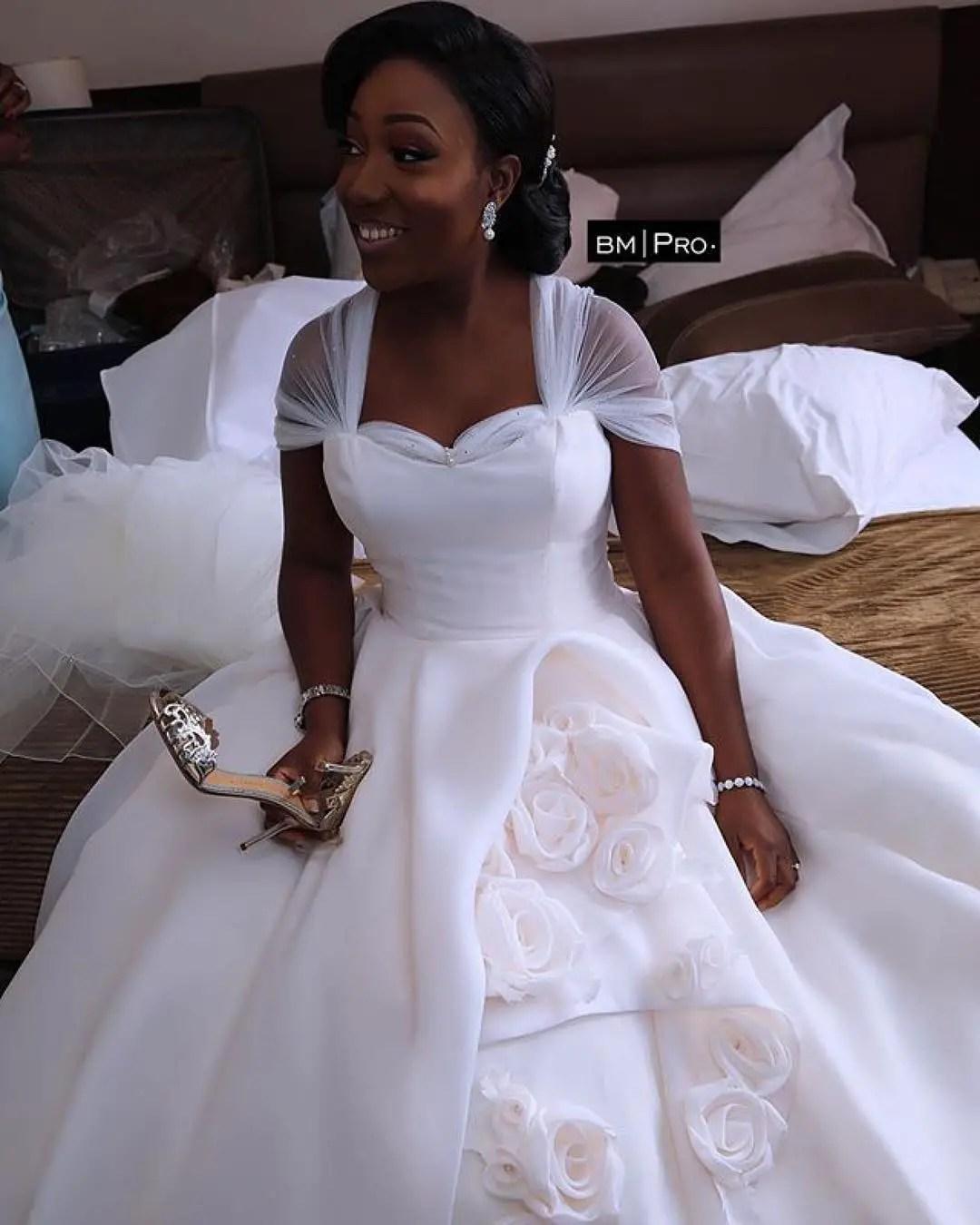 These Brides Slayed Their Nigerian Wedding Gowns A Million Styles