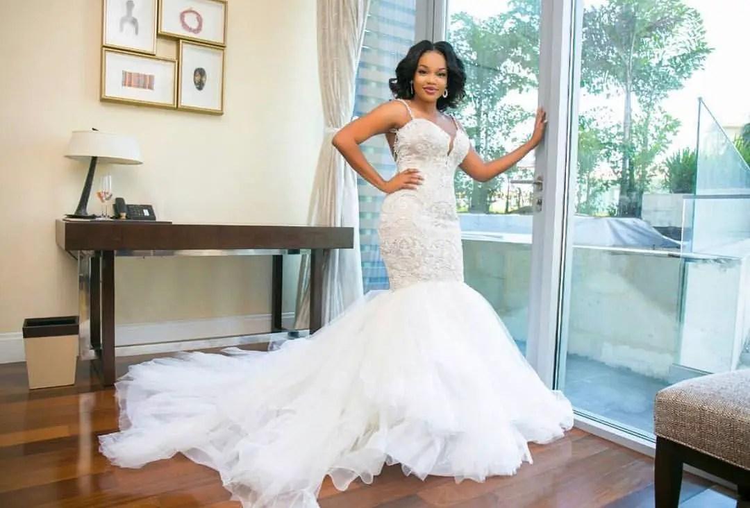 These Brides Slayed Their Nigerian Wedding Gowns | A Million Styles ...