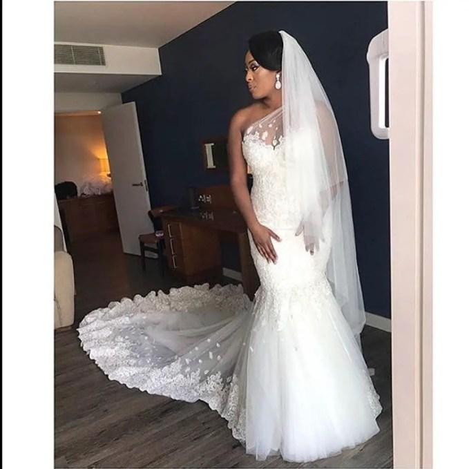 These Brides Slayed Nigerian Wedding Gowns