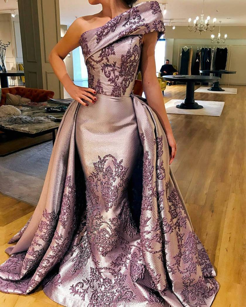 When The Latest Reception Dresses Speak Volumes
