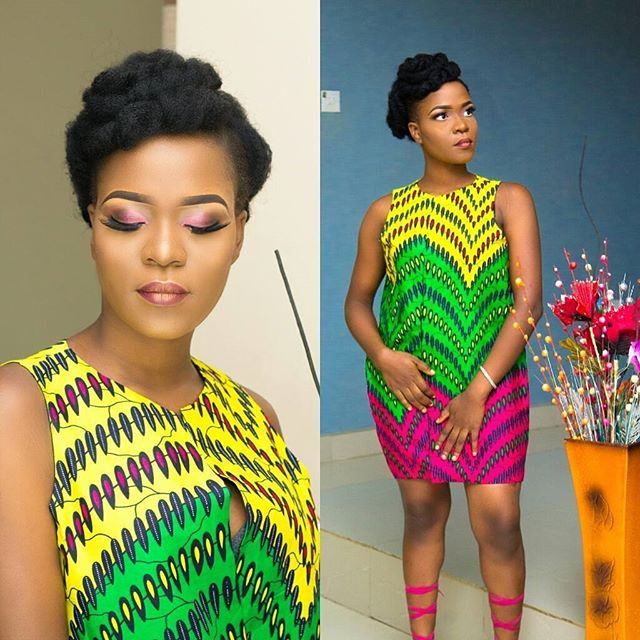 Simple Sexy And Classy Ankara Styles We Are Crushing on This Week